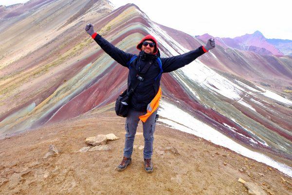 Le Montagne Arcobaleno in Perù. Partire per poi ritornare e non dimenticarle più