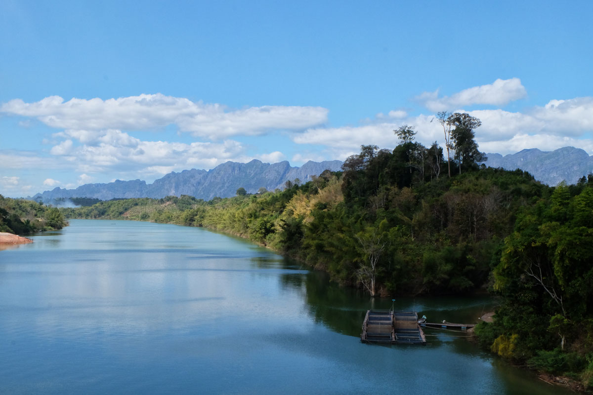 4.000 isole in Laos