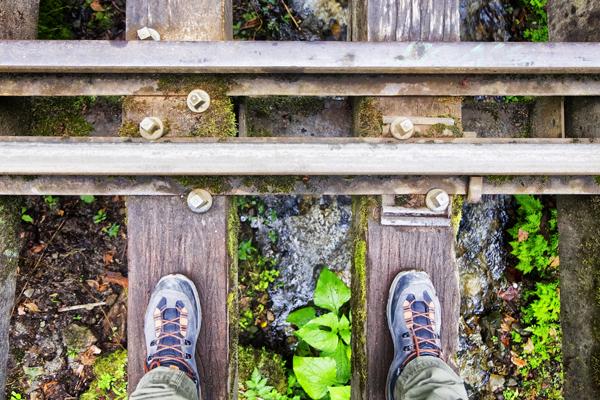 Come arrivare a Machu Picchu a piedi, lungo la ferrovia