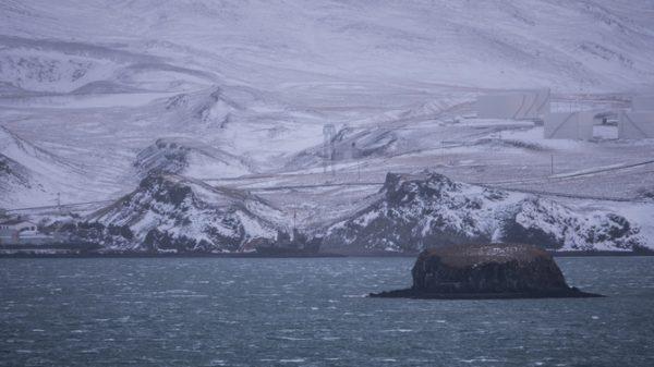 La selvaggia costa islandese