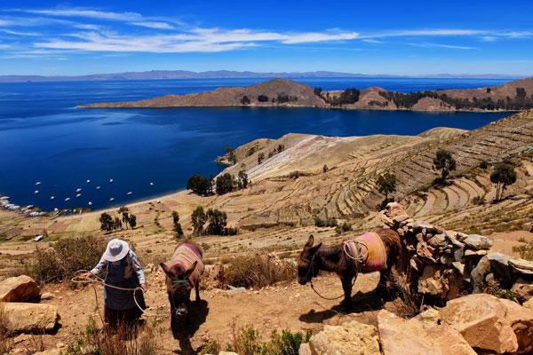 Se pensate a come organizzare un viaggio in Perù e Bolivia, non può mancare la Isla del Sol