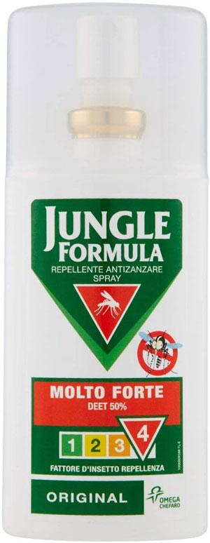 """Repellente """"Jungle molto forte"""""""