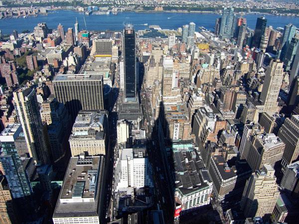 L'ombra dell'Empire veglia sulla città di New York