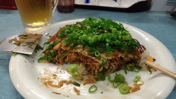 Okonomiyaki giapponese