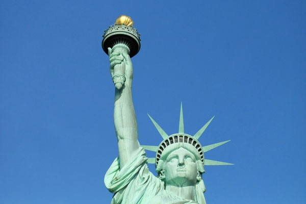 Orgoglio americano, Lady Liberty