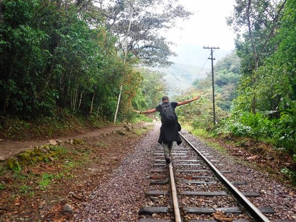 Come arrivare a Machu Picchu a piedi partendo da Hydroelectrica, attraverso la foresta