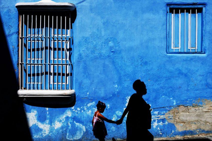 Donne afro a Santiago de Cuba