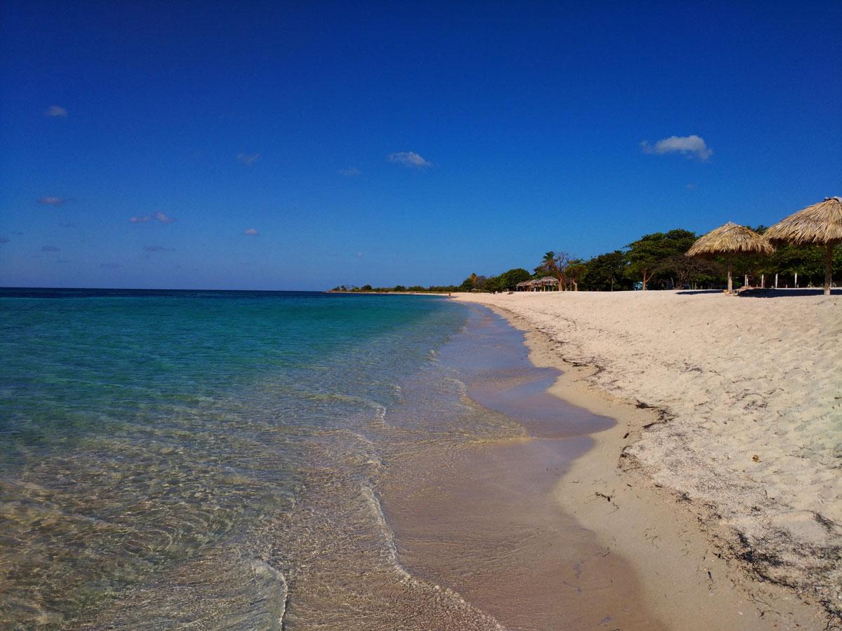Spiaggia Playa Ancon