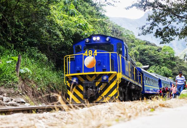 Come arrivare a Machu Picchu in treno