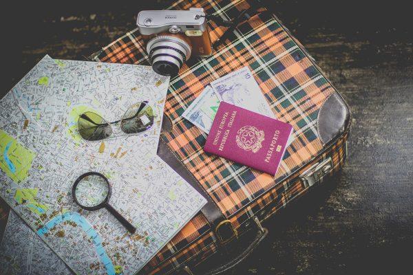 Torneremo a viaggiare con valigia e passaporto