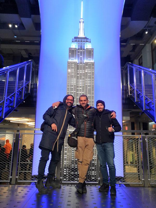 Viaggio di gruppo a New York 2019