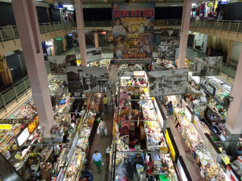 Quali mercati visitare a Chiang Mai. Uno di questi è il Warorot Market