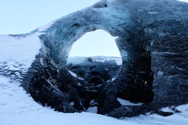 Arco di ghiaccio