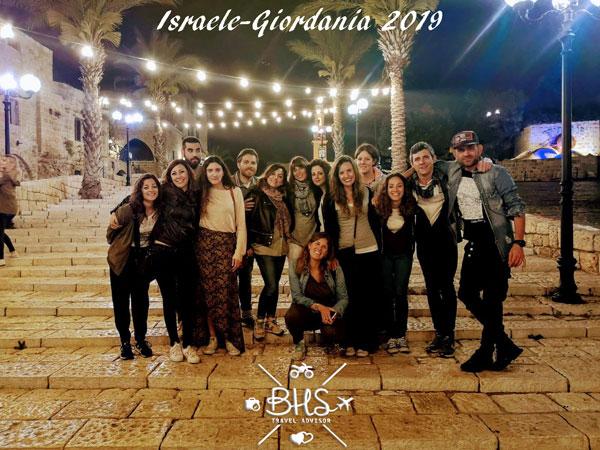 israele e giordania viaggio di gruppo