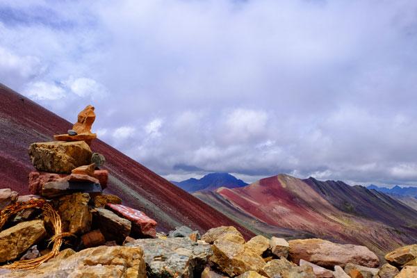 Montagne arcobaleno in Perù