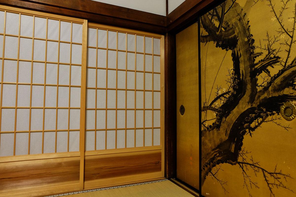 Ryokan, Casa tipica giapponese