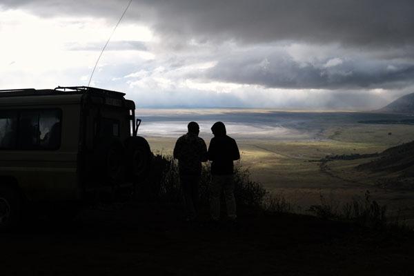 Safari nel Ngorongoro in Tanzania