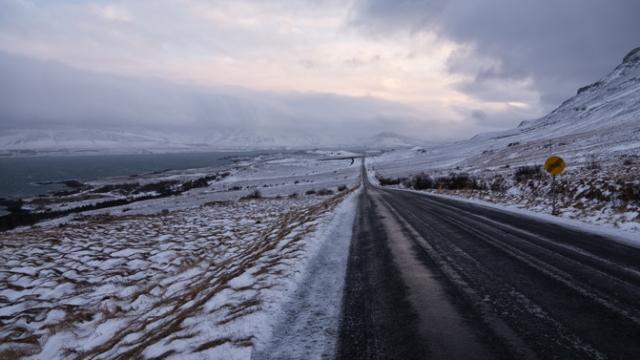 Sconfinati paesaggi islandesi