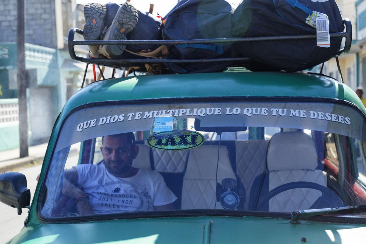 Taxi collettivo a Cuba, utili per organizzare il viaggio a Cuba e i suoi spostamenti