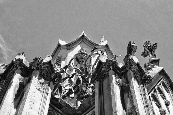 Barcellona, cosa vedere di insolito: Tomba monumentale nel cimitero di Montjuic