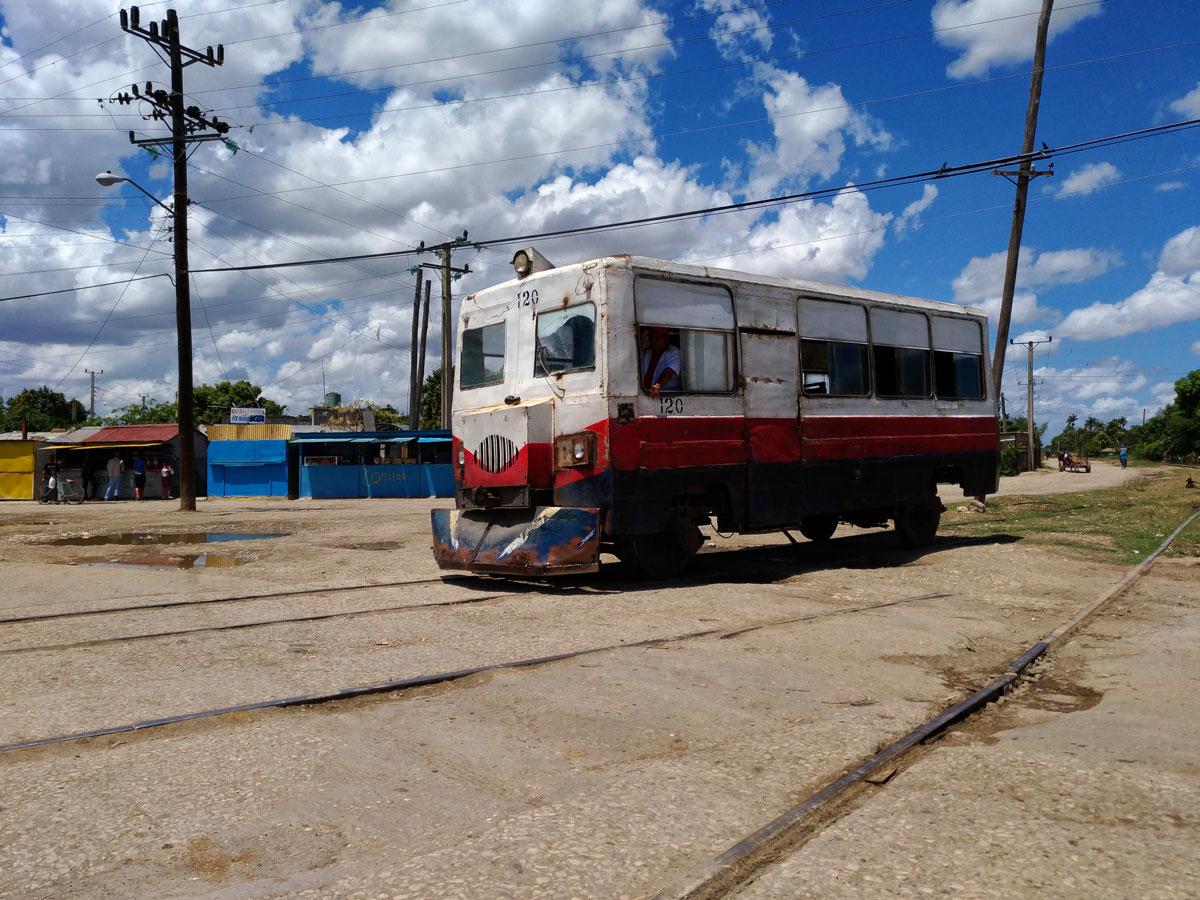 I lentissimi treni cubani