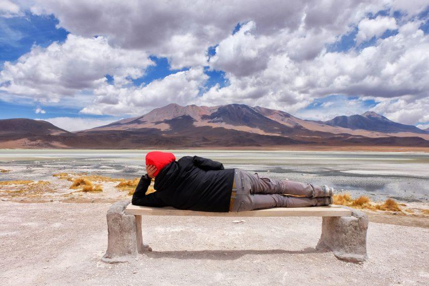 Viaggio nel Salar in Bolivia