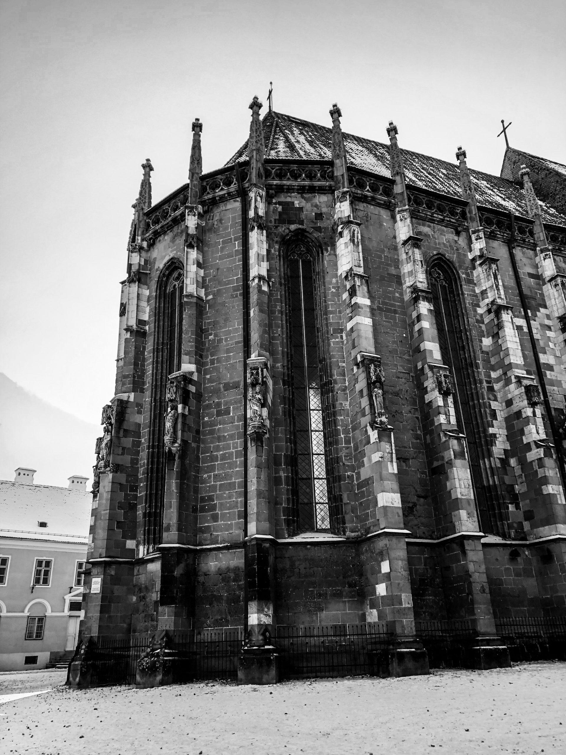 Chiesa Nera a Brasov