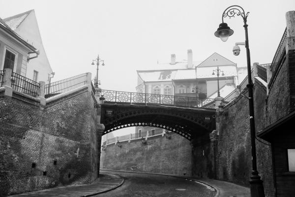 Ponte delle bugie a Sibiu