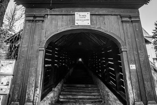 Scala di Sighisoara