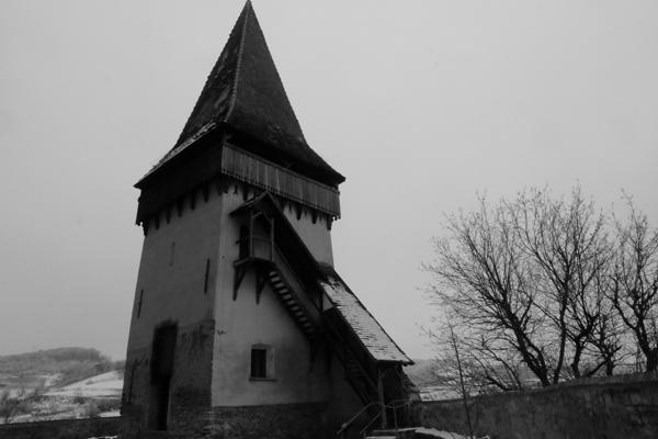 Torre anti separazione a Biertan