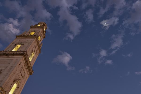 Campanile Piazza Duomo a Lecce