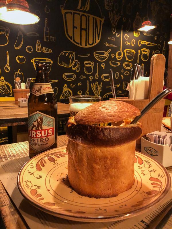 Ciorba, la tipica zuppa rumena