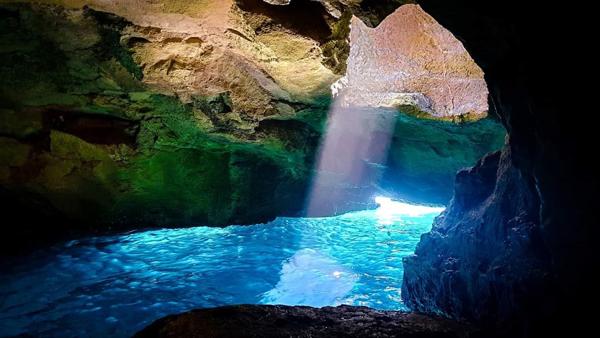 Grotta dei Monaci a Tricase