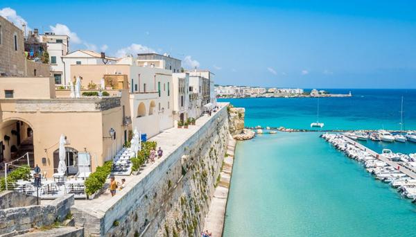 Otranto, il centro storico