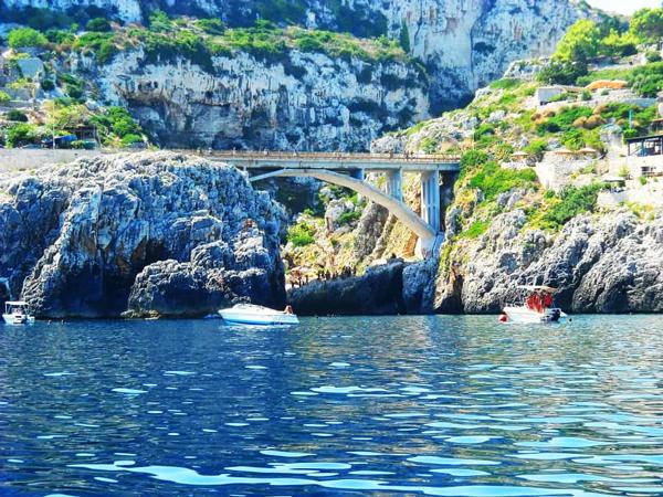 Ponte in località Ciolo nel Salento