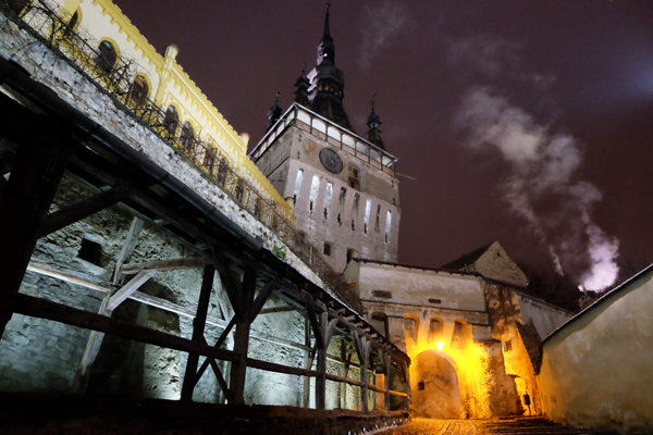 Torre dell'Orologio a Sighisoara