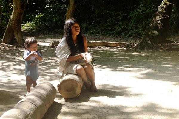 Parco Tayrona, esperienza imperdibile durante il vostro  itinerario di 3 settimane in Colombia.