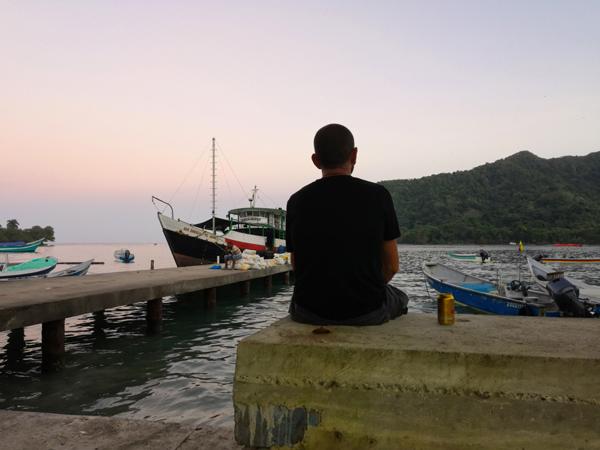 Sapzurro, dolce far niente. L'ideale se siete in cerca di relax assoluto durante il vostro  itinerario di 3 settimane in Colombia.
