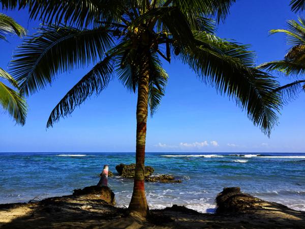 cabo tiburon a sapzurro, il posto idela se cercate pace e relax durante il vostro  itinerario di 3 settimane in Colombia.