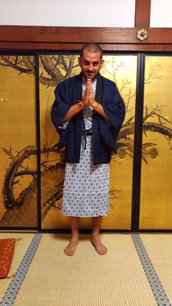 esperienze imperdibili da fare in Giappone: dormire in un tempio buddhista