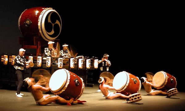 Playlist di canzoni che ricordano il Giappone: il taiko, tamburo tipico